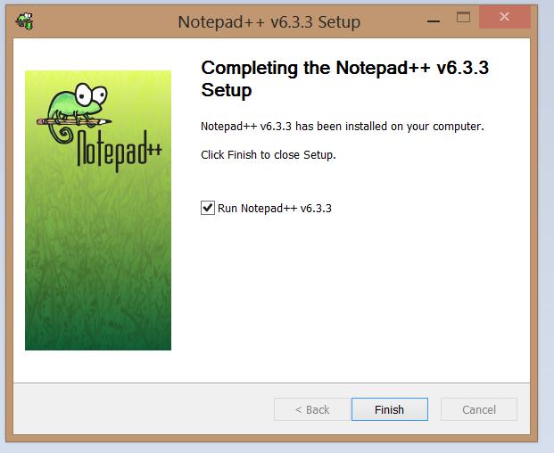 Notepad++ Install 4