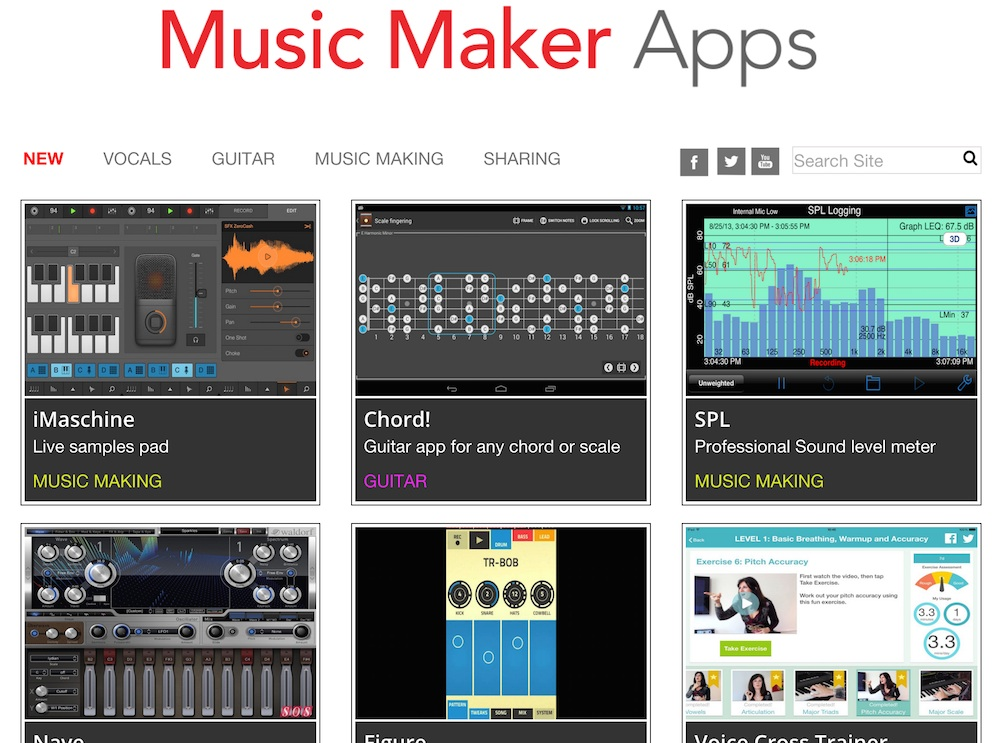 Music Maker Apps